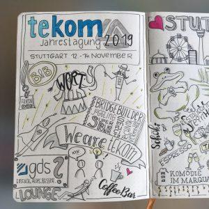 Sketchnotes Tagung